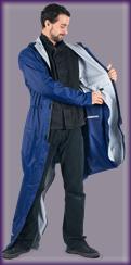 2015-09-27 Raincombi anziehen