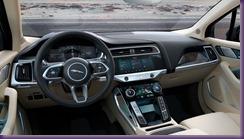 Jaguar Innenausstattung