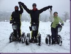2012_10_28_Segway im Schnee