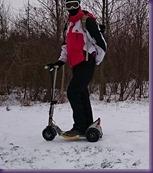 2014-12-29 U-Carver im Schnee