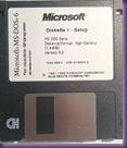 2015-07-13 DOS Diskette