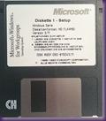 2015-07-13 Windows 3_11 Diskette