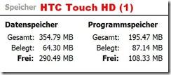 2009_11_13_HTC Touch HD1_Speicher